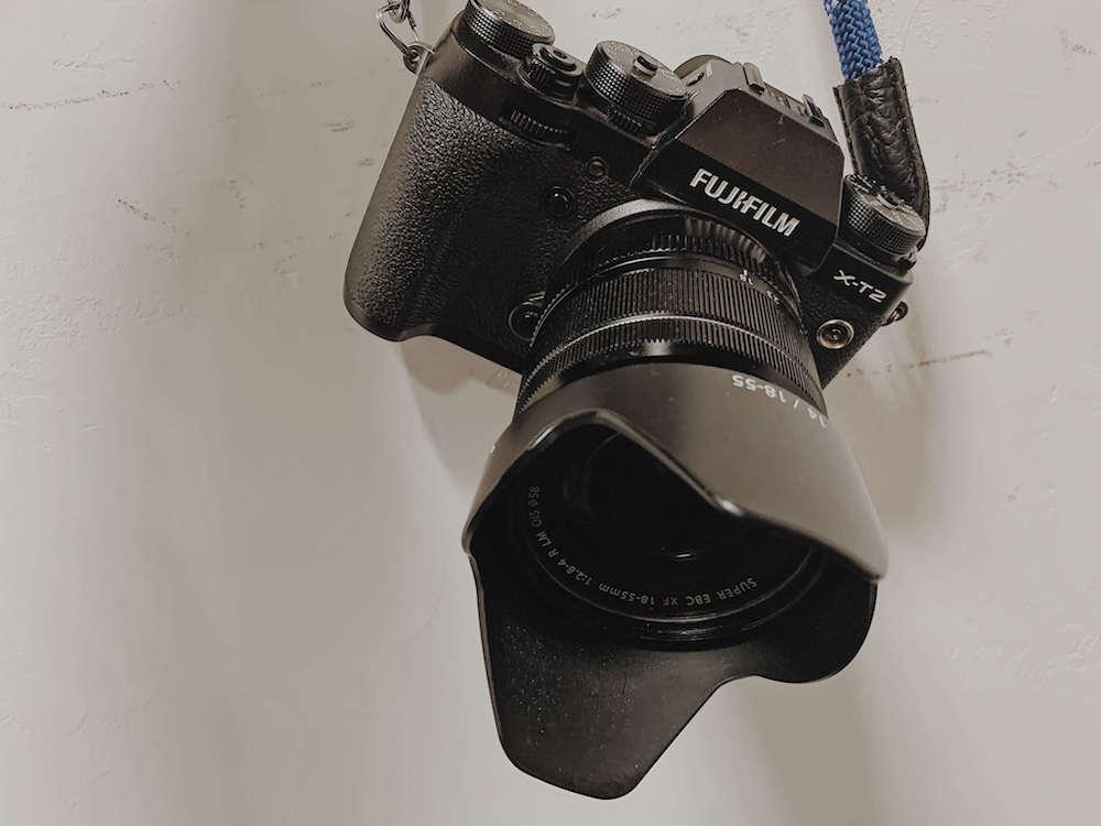 X-T2の画像