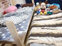 親子ベッドDIY